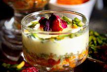 Fusion Indian desserts