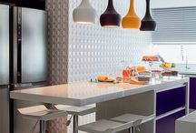 cozinhas e sala de jantar