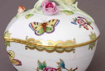 Herend / Hungarian Porcelain