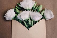 Envelope Bouquet