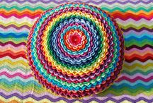 My ❤ For Crochet Pillows / by Michelle Eames