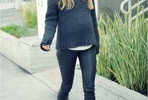 Pregnancy Fashion Fall