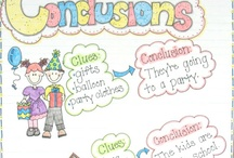 Reading - Drawing conclusions / by Cindy Leonard