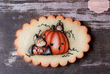 Пряник Halloween / Halloween
