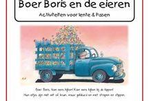 Thema: Boer Boris en de eieren