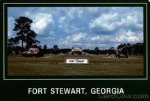 Duty Station Fort Stewart / by Brittany Soltese