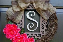 Wreath Inspiration / by Jessica Nolan