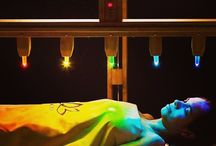 Chacrys Crystal bed therapy