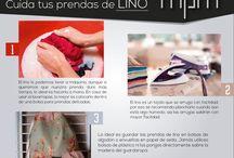 TIP Y Recomendaciones MPM / Todo sobre el cuidado de tus prendas de lino, consejos para llevarlas, lucirlas al estilo MPM