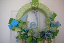 Wreaths / by Christie Shiver