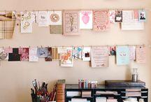 craft room / by Jò in Wonderland
