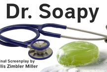 My Screenplays on Amazon Studios / Phyllis Zimbler Miller's Amazon Studios screenplays including DR. SOAPY and her book FOUR COMEDY SCREENPLAYS.