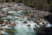 Trongsa, Bhutan / http://krishnandusarkar.com/the-most-historic-dzongkhag-bumthang/
