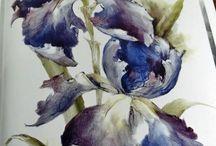 Porslinsmålning