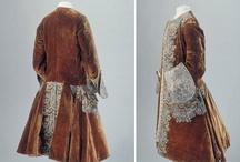 Historical fashion 1675-1715 Lodewijk XIV