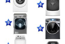 Best Washing Machines / A collection of the best washing machines. This is a board created by Relevant Rankings (relevantrankings.com) where we review, rate and rank various products, services and topics.