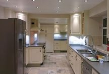 Custom made kitchens / Beautiful hand made kitchens manufactured in Cornwall.