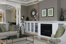 Interior designs / Everything gorgeous in home decorating