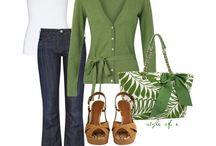 Fashion... She's got the look!  / by Kimberly Jones