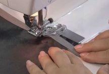 gebruik voetjes naaimachine toyota   RS2000 serie