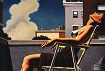 Paintings by Kenton Nelson