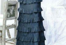 Γυναικεία μόδα φούστες