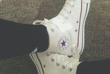 Converse&Vans
