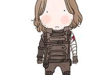 Bucky ♥