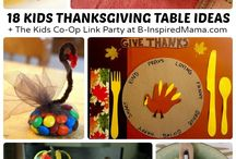 Thanksgiving activities for kids (in Spanish and English!) / Thanksgiving activities, crafts, printables, recipes for kids in Spanish and English!