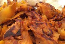 Zoete aardappelrecepten