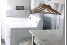 laundry room / by Jennifer Heard