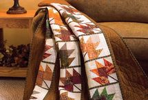 Quilt ~ Leaves