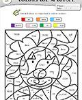 Coloriages magiques tous niveaux