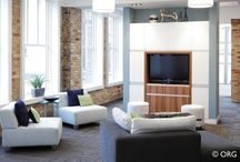Living Spaces / by The Stow Company