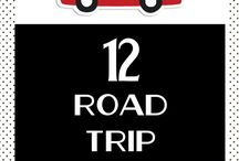 Road Trip Ideas for 0-6 Years Old