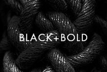 Black + Bold / Women who wear black lead colorful lives. / by Elie Tahari