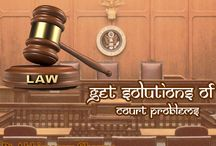 Get Solution of Court Problems.