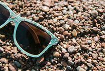 Shwood Eyewear Summer Inspiration / See more from #shwood at #visionexpowest 2016! http://west.visionexpo.com/en/Exhibitors/2030719/Shwood-Eyewear
