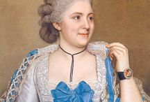 Jean-Étienne Liotard / Swiss painter. Born 1702, died 1789.
