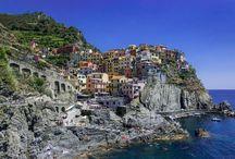 CINQUE TERRE & LIGURIA/ WŁOCHY / ITALY