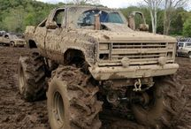 Chevy Muddddd! / Chevy Trucks in the Mud! / by ✨💜Nancy💜✨