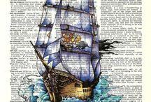 мужское,морское / Картинки для скрапа