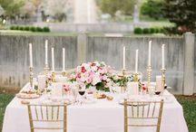 Weddings | Peachy Pink / Peachy pink palette with sparkle makes a romantic wedding trend for 2015 / by Kent House Knightsbridge