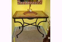 Arredo e accessori bagno / arredo e accessori per il bagno realizzati a mano dai nostri artigiani marocchini