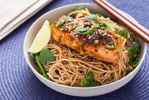 Seafood Dishes / Food / by Jennifer Nolan