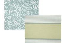 paint, paper, fabric, COLOR ideas!