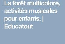 Activités musicales