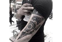 Tattooer - BOSS667 / Blackwork and Geometry Instagram - boss_667ttt