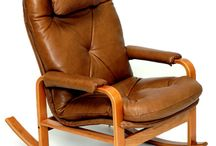 Ergonomic Rocking Chair / Brigger Rockers provide support for the whole body, including the shoulders, neck, and head. They are great rockers when you are concerned about your very personal comfort and relaxation.