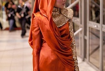 Favourite kaftans, abaya's, sari's and more of these styles / Colorfull, feminine. For a party or just at home